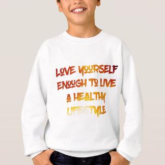 Liefde zelf genoeg trui