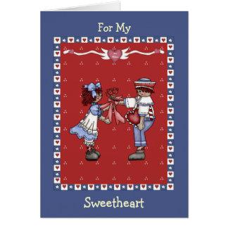 Liefjes Valentijn Briefkaarten 0