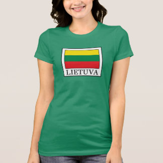 Lietuva T Shirt