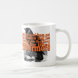LiftedNevermoreRaven-schrijver uit de klassieke Koffiemok
