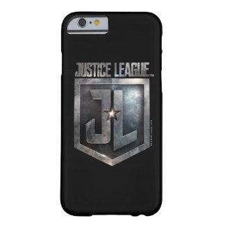 Liga | Metaal van de rechtvaardigheid Schild JL Barely There iPhone 6 Hoesje