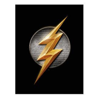 Liga   van de rechtvaardigheid het Symbool van de Briefkaart