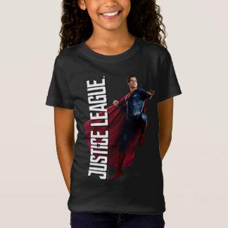 Liga | van de rechtvaardigheid Superman op T Shirt