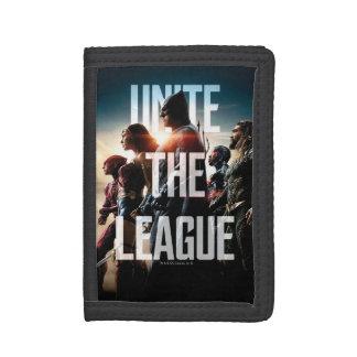 Liga   van de rechtvaardigheid verenigt de Liga