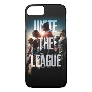 Liga | van de rechtvaardigheid verenigt de Liga iPhone 8/7 Hoesje
