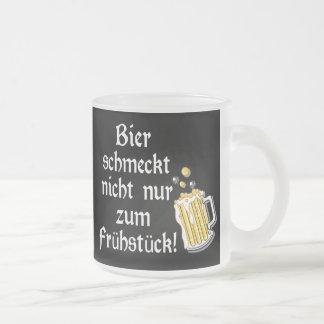 Lijkbaar schmeckt nicht nur zum Frühstück! Matglas Koffiemok
