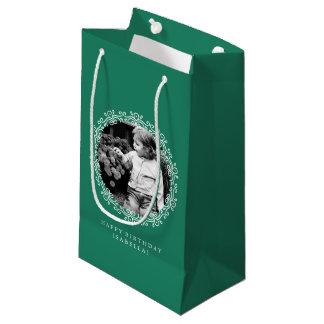 Lijst van de Foto van de Wervelingen van de jade Klein Cadeauzakje