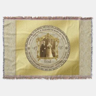 Lijst van de Foto van het Jubileum van de gouden Deken