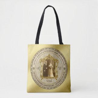 Lijst van de Foto van het Jubileum van de gouden Draagtas