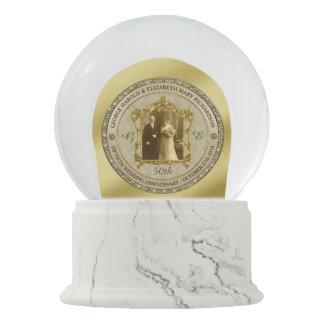 Lijst van de Foto van het Jubileum van de gouden Sneeuwbol