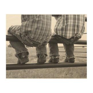 lil cowboybroers hout print