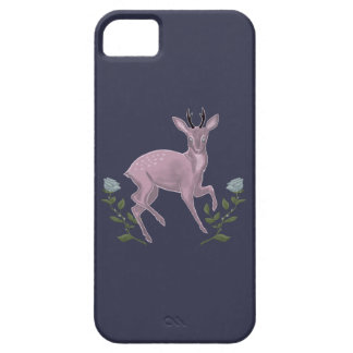 Lila Fawn Barely There iPhone 5 Hoesje