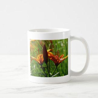 Lilly, Iris, stijl DeepDream Koffiemok
