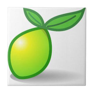 Limoen Keramisch Tegeltje