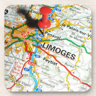 Limoges, Frankrijk Drankjes Onderzetter