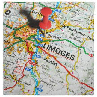 Limoges, Frankrijk Katoenen Servet