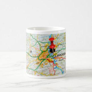 Limoges, Frankrijk Koffiemok