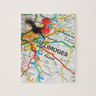 Limoges, Frankrijk Puzzel