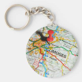 Limoges, Frankrijk Sleutelhanger