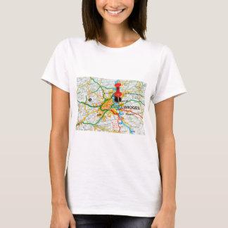 Limoges, Frankrijk T Shirt