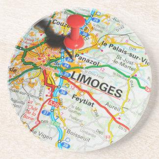 Limoges, Frankrijk Zandsteen Onderzetter