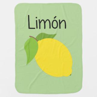 Limon (Citroen) Inbakerdoek