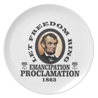 Lincoln de eer van EP Bord