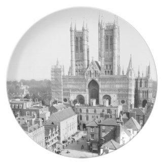 Lincoln, Engeland Melamine+bord