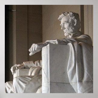 Lincoln Herdenkings#9 Poster