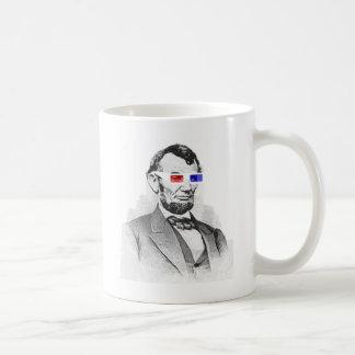 Lincoln in 3D Mokken van de Koffie