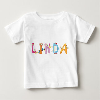 Linda Baby T-Shirt