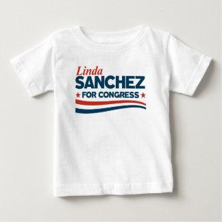 Linda Sanchez Baby T Shirts