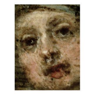 L'Indifferent, 1716 Briefkaart
