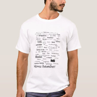 Linguaphilia T Shirt
