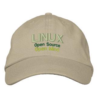 LINUX: Open Source, Open Mening Geborduurde Pet