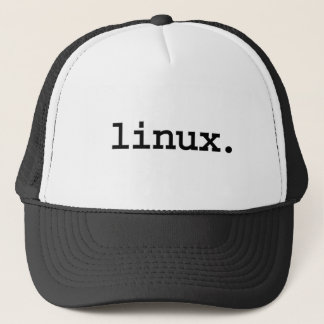 linux. trucker pet
