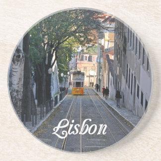 Lissabon Zandsteen Onderzetter
