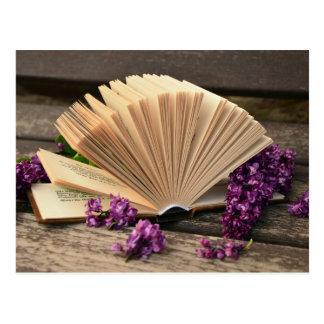 Literaire Seringen Briefkaart