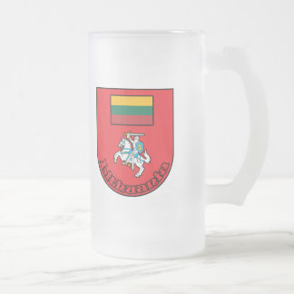 Litouwen Matglas Bierpul