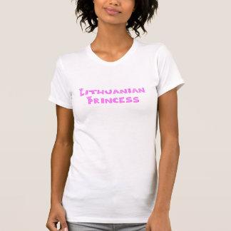 Litouwse Prinses T Shirt