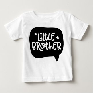 Little Brother Baby T Shirts