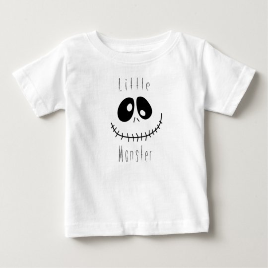 Little Monster Baby T Shirts