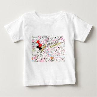 Little Rock, Arkansas Baby T Shirts