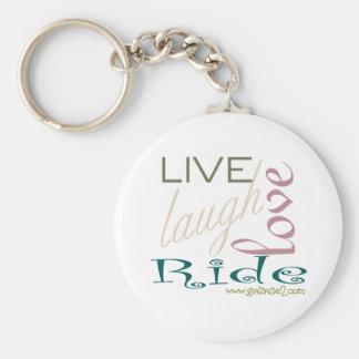 Live*Laugh*Love - Keychain Sleutelhanger