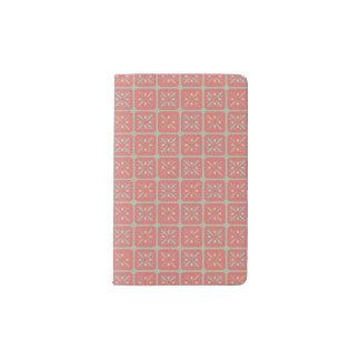 livret Constance, patroon Pocket Moleskine Notitieboekje