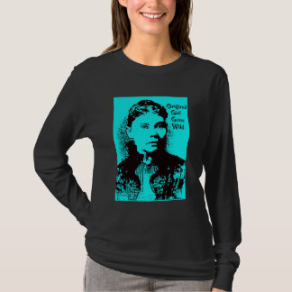 Lizzie Borden-- Origineel Meisje Gegaan Wild T Shirt