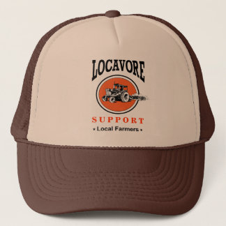 Locavore Trucker Pet