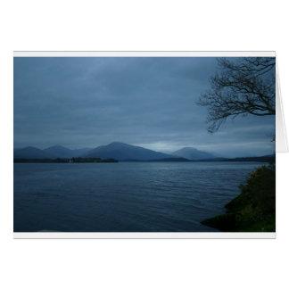 Loch Lomond Kaart