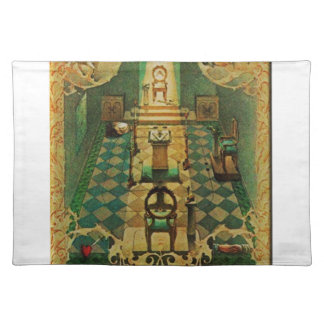 lodgeroom placemat