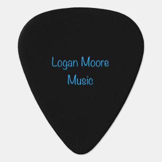Logan Moore de Oogst van de Gitaar van de Muziek Gitaar Plectrum 0